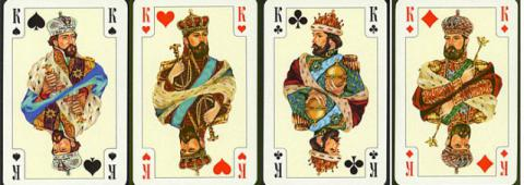 Гадание на святки-1″На короля!..»