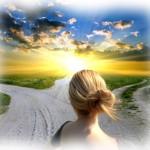 Гадание, какое решение принять — расклад «Выбор пути».