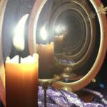 гадание на святки лабиринт из двух зеркал